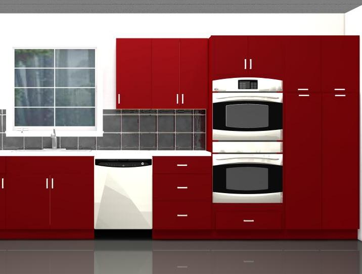 Kitchen Wall Cabinets Design : Using different wall cabinet heights in your ikea kitchen