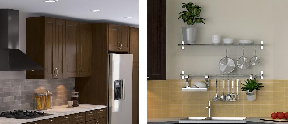 Inspired Kitchen Design