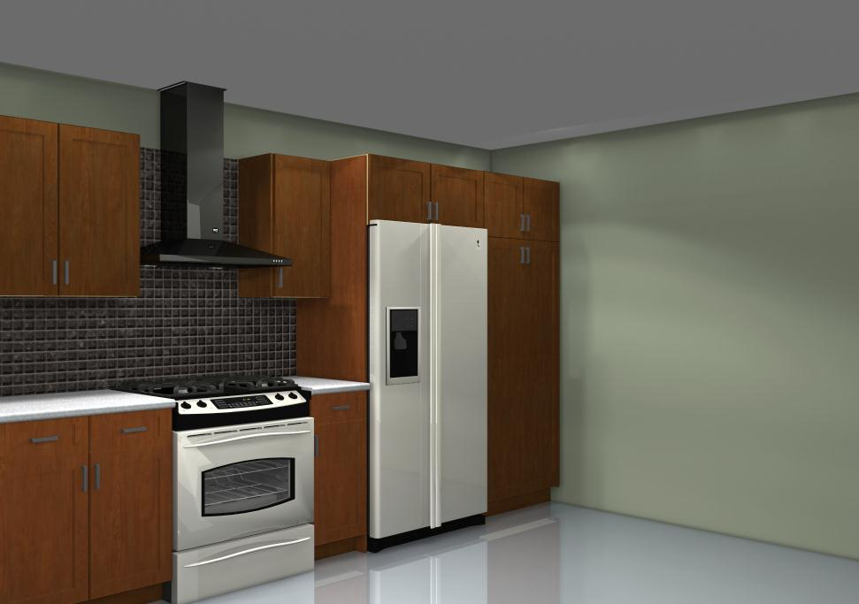 Kitchen Design Refrigerator choosing the ideal fridge location for your kitchen