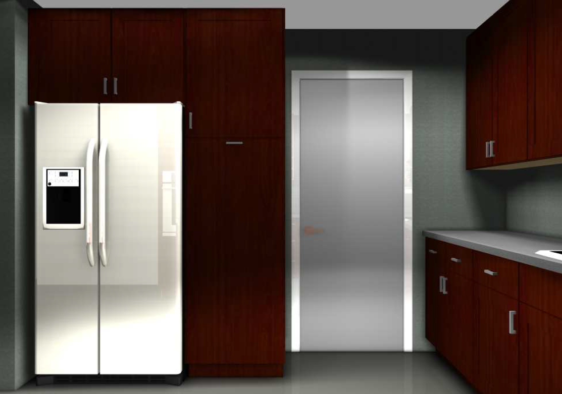 Optimizing kitchen space with contemporary ikea cabinets for Kitchen cupboard units