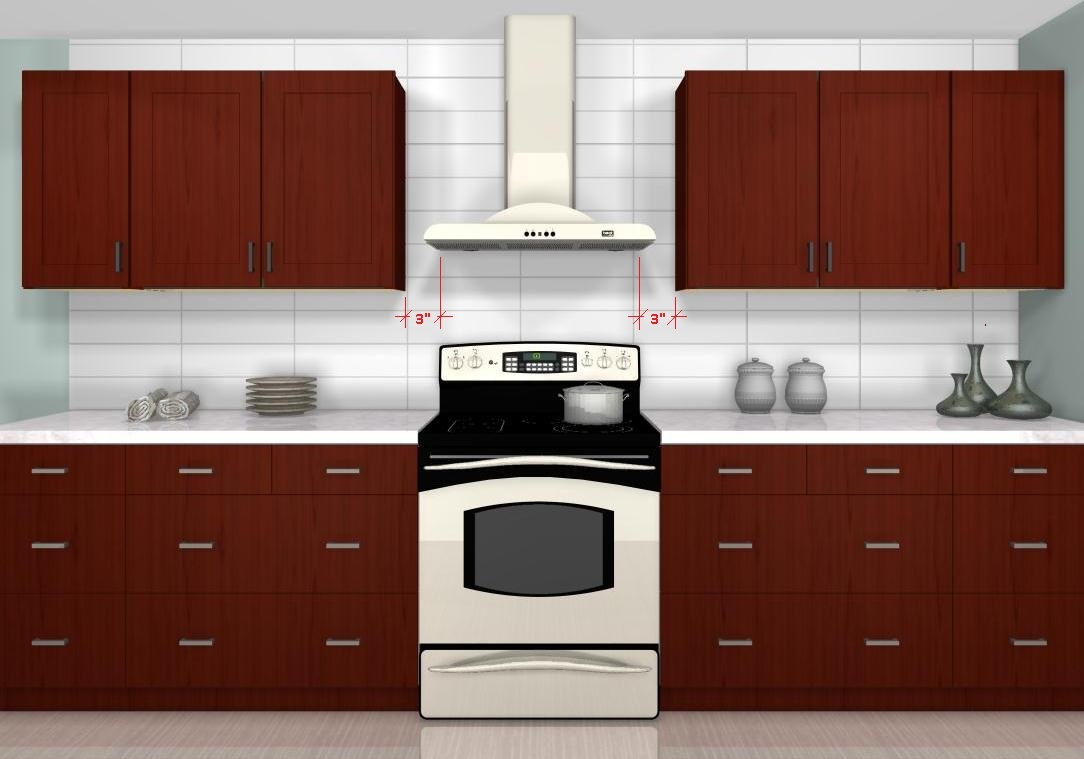 Common Kitchen Design Mistakes: What's the appropriate space ...