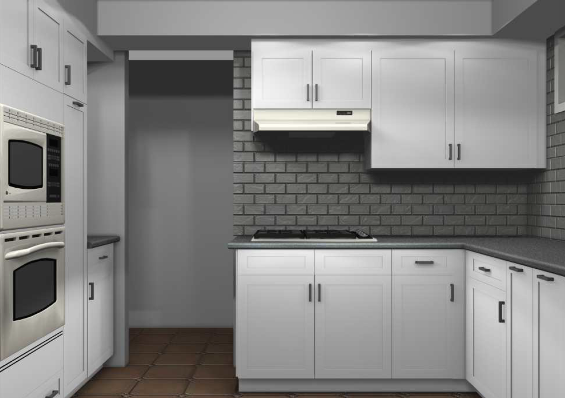 Stuck In The 90 39 S Not After This Kitchen Redesign