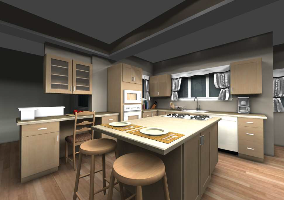 Famous Kitchens Get The Look Delfino Residence Desperate Housewives Tv Homes Edition