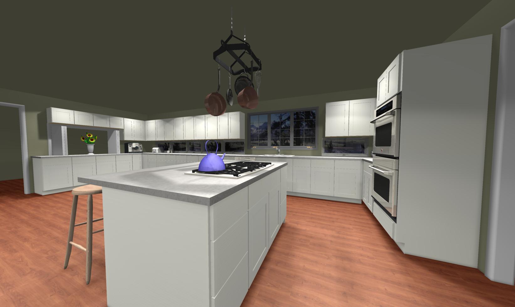 Famous Kitchens Get The Look Bree Van De Kamp Desperate Housewives Tv Homes Edition Ikdo
