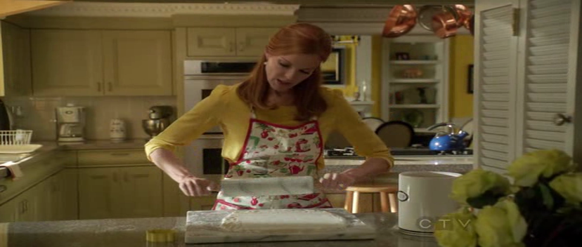 FAMOUS KITCHENS – Get the Look Bree Van de Kamp
