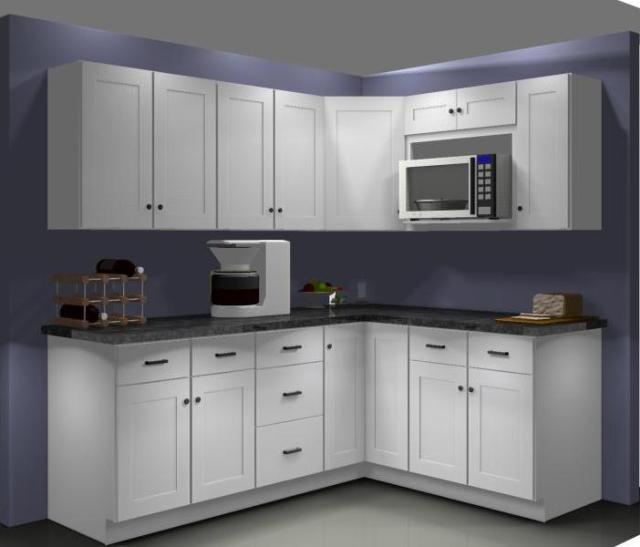 Common mistakes radiate away from the corner ikdo for Ikea kitchen cabinets online