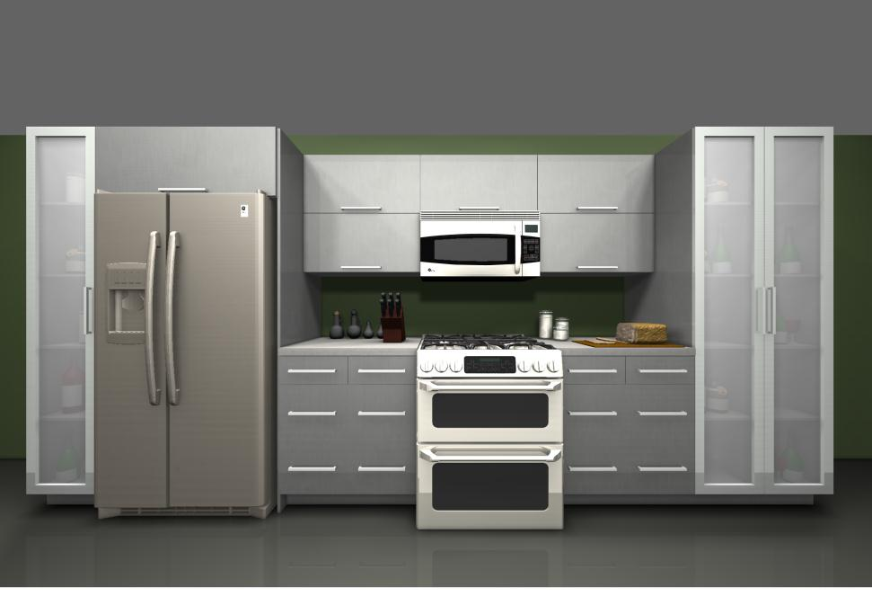 Ikea Kitchen Unit Sizes