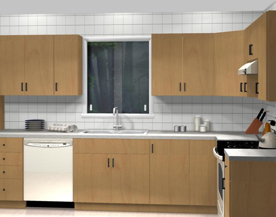 Kitchen Design Mistakes common kitchen design mistakes: how the window frame affects your