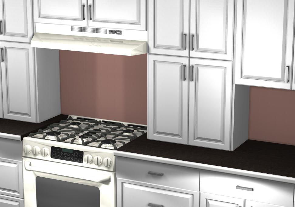 Common Kitchen Design Mistakes: Why Cabinets On The Counter Are A Bad Idea  When Close To The Stove