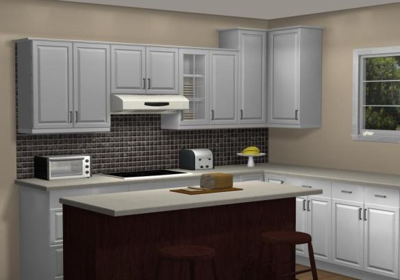 Kitchen Design Ideas What Are Staggered Heights Ikdo