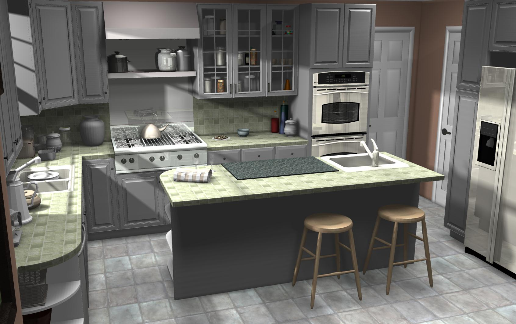 Milwaukee Kitchen Remodeling Famous Kitchens Get The Look Mrs Doubtfire Movie Homes