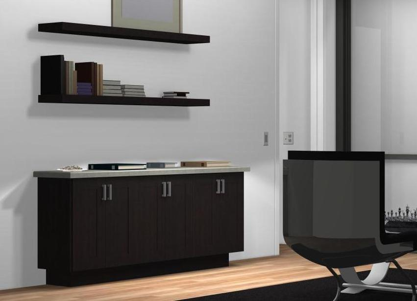 An ikea living area with ikea kitchen cabinets for Ikea kitchen cabinets online