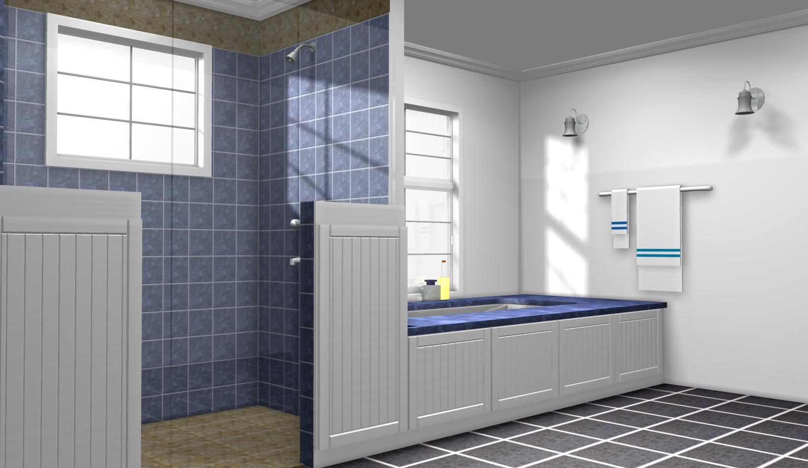 Ikea Baths: Using Door Panels to match your Ikea Vanity