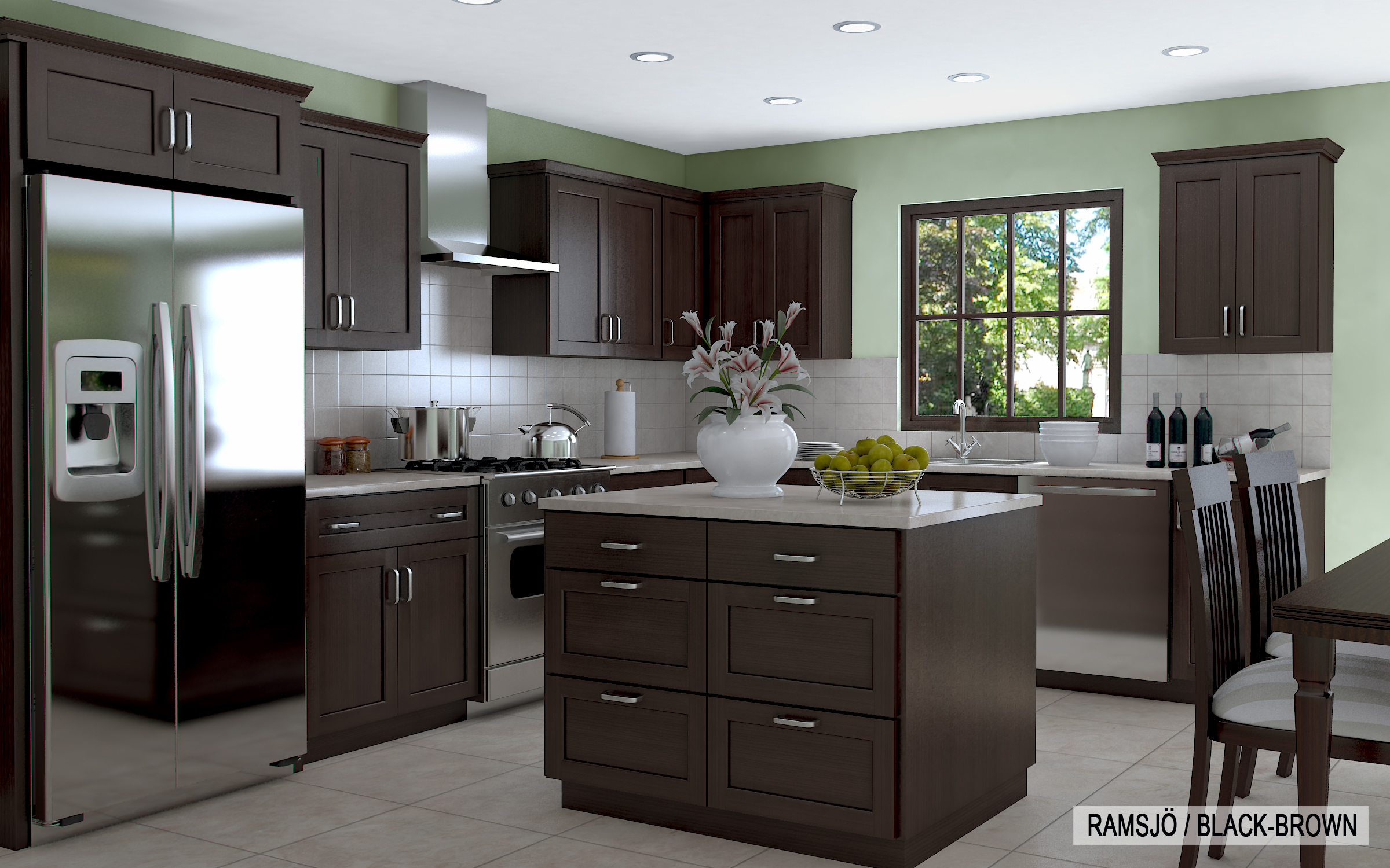if - Ikea Akurum Kitchen Cabinets