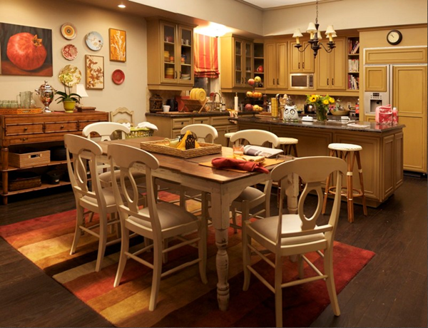 famous kitchens get the look dunphy household modern